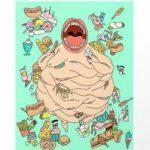 Cariës en obesitas bij kinderen